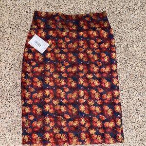 Lularoe Cassie Skirt- size Large